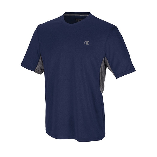 Champion Men's PowerTrain Heather V-neck T-shirt 14456884