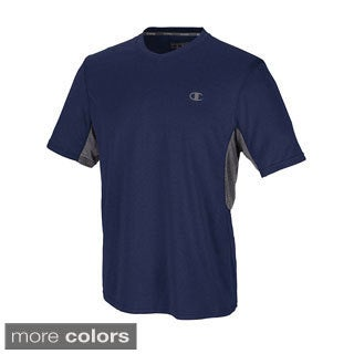 Champion Men's PowerTrain Heather V-neck T-shirt