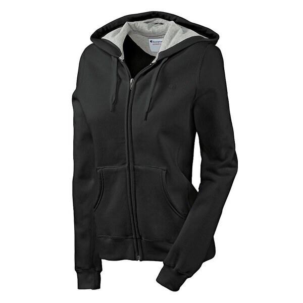 Champion Women's Eco Fleece Full-zip Jacket