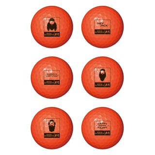 Srixon Duck Dynasty Golf Balls (Pack of 6)