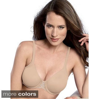 Bali Women's Passion for Comfort Shaping Underwire Bra