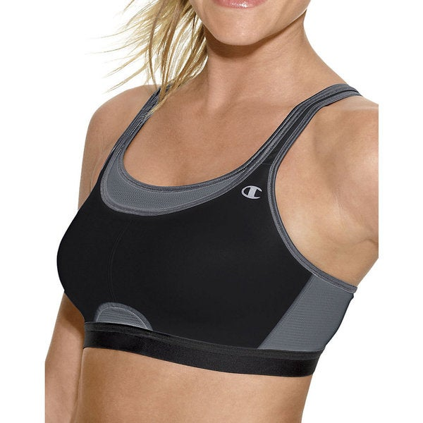 Champion All-Out Support Wireless Sports Bra