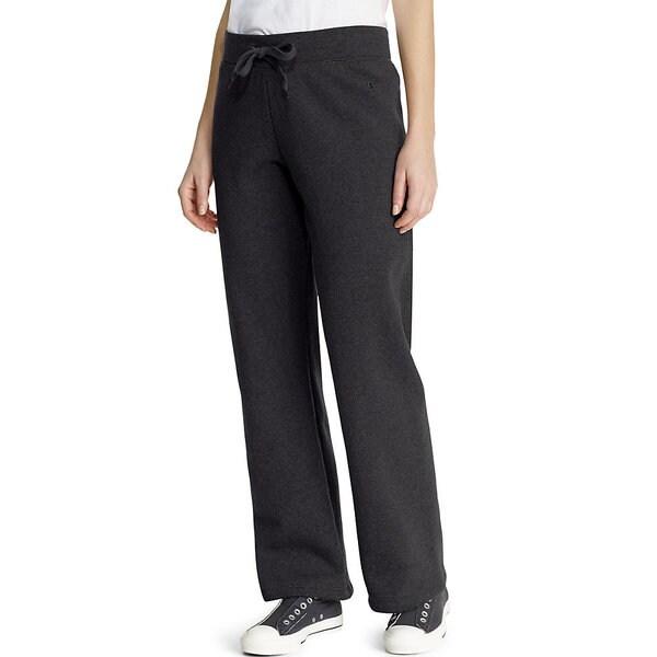 Champion Eco Fleece Women's Open Bottom Pants