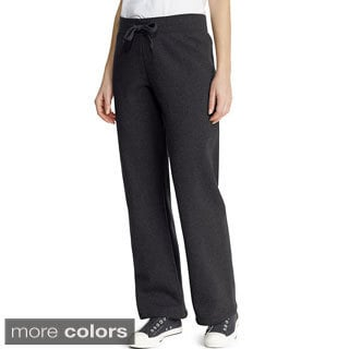 Champion Eco Fleece Women's Open Bottom Pants