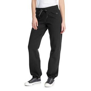 Champion Eco Fleece Women's Closed Bottom Pants