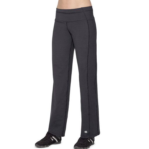 Champion Women's PowerTrain Absolute Workout Petite-Length Pants
