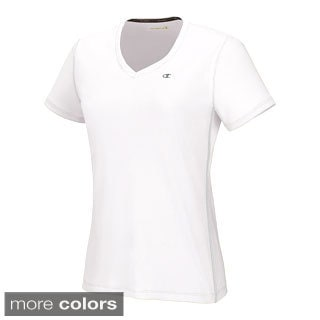 Champion Women's Vapor PowerTrain Short Sleeve Tee