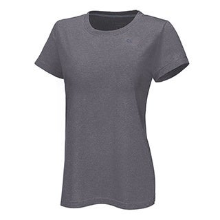 Champion Women's Vapor PowerTrain Short Sleeve Heather Tee