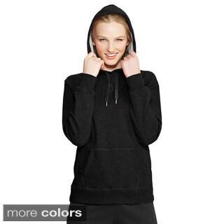 Champion Women's Eco Fleece Pullover Hoodie