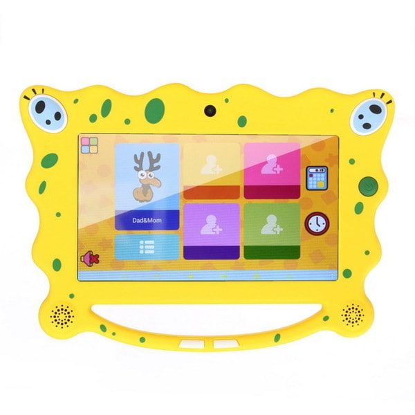 AINOL Spong Baby Children Kid Tablet PC Android 4.4 Camera MID WiFi with Games