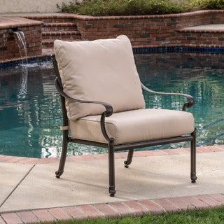 Christopher Knight Home Hemingway Outdoor Armchair
