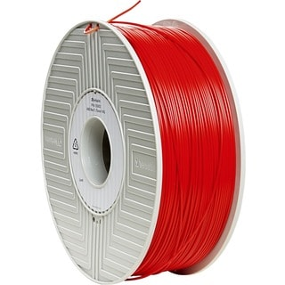Verbatim ABS 3D Filament 1.75mm 1kg Reel - Red
