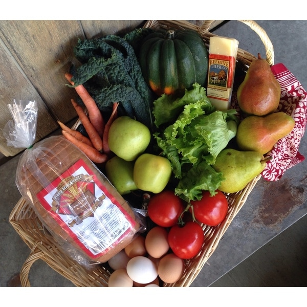 Farmer Next Door Organic Grocery Bundle (Local Delivery)