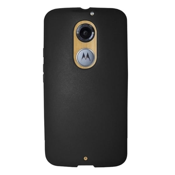 INSTEN TPU Ultra Slim Thin Rubber Candy Skin Phone Case Cover For Motorola Moto X 2014 Version