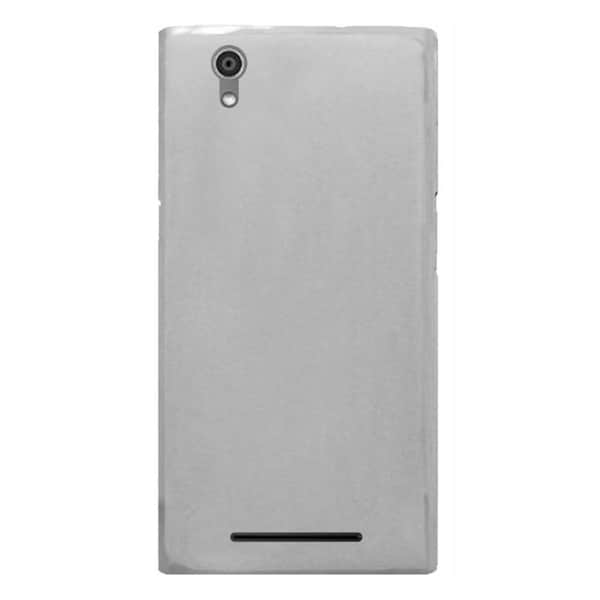 INSTEN Premium Ultra Slim Thin White TPU Rubber Candy Skin Phone Case Cover For ZTE ZMax