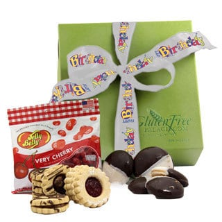 It's Your Special Day Happy Birthday Gluten-free Gift Box