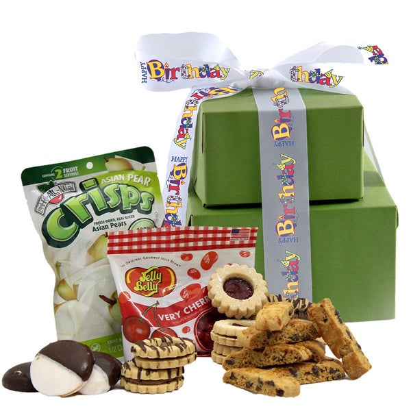 It's Your Special Day Happy Birthday Gluten-free Gift Tower