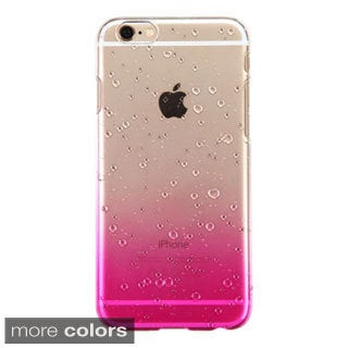 INSTEN Rubberized Hard PC Plastic Snap-on Phone Case Cover For Apple iPhone 6 4.7-inch