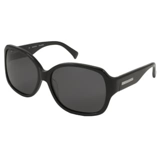 Nautica Womens N6172S Polarized/ Rectangular Sunglasses