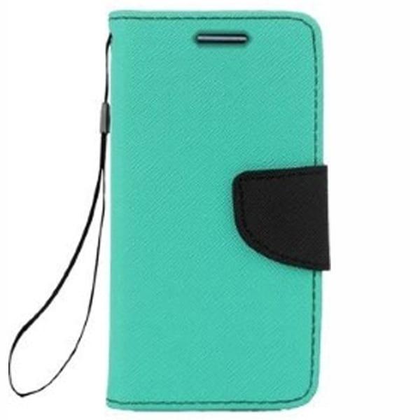INSTEN Folio Flip Leather Phone Case Cover For LG G2/ G2 D800 AT&T/ G2 D801 T-Mobile/ G2 LS980 Sprint/ G2 VS980 Verizon