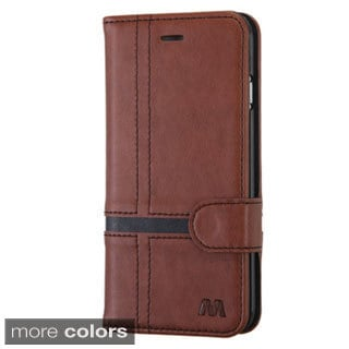 INSTEN Stand Folio Flip Leather Wallet Phone Case Cover For Apple iPhone 6 4.7-inch