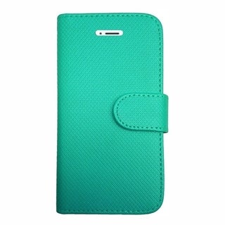 Insten Premium Flip Folio Leather Phone Case for Apple iPhone 6