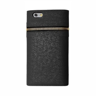 INSTEN Folio Flip Leather Pouch Phone Case Cover For Apple iPhone 6 Plus/ 6+ 5.5-inch