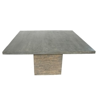 Urban Pedestal Dining Table