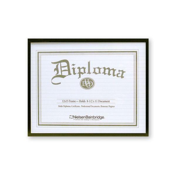 Nielsen Bainbridge Certificate Frame