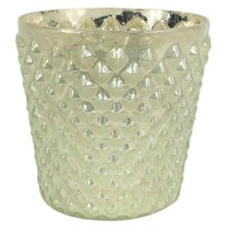 Sage & Co Glass Hobnail Votive (Pack 6)