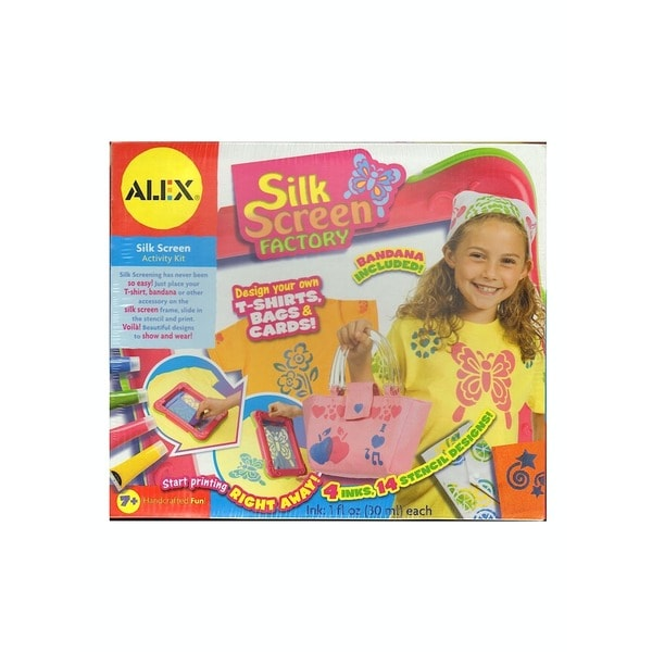 Alex Toys Silkscreen Factory