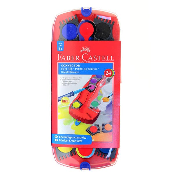 Faber-Castell Connector Paint Box