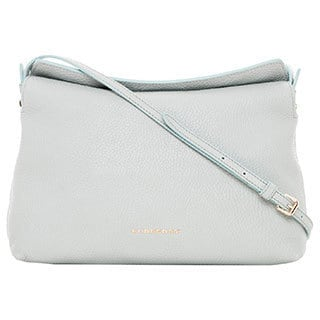 Burberry Small Leah Grainy Leather Shoulder Bag