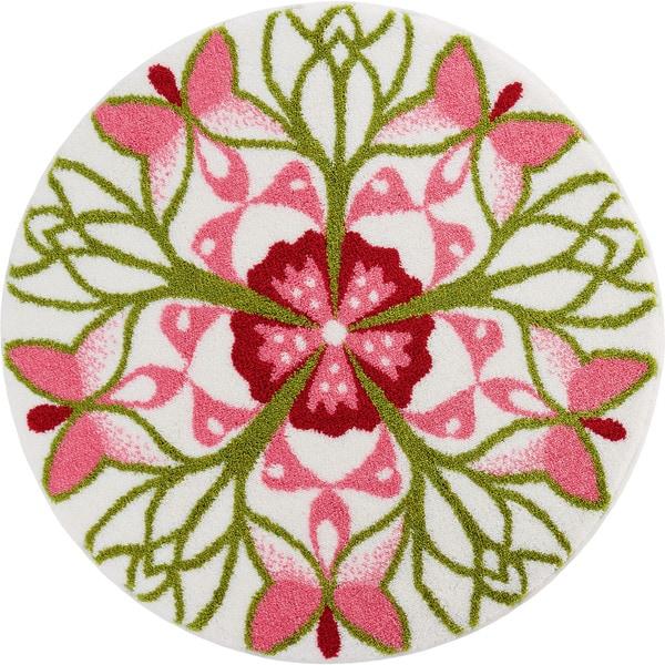 Wonderful Fashion Street EverRouge Memory Foam Floral Bath Rug  Walmartcom