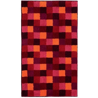 Grund America Joker Red Check Rug
