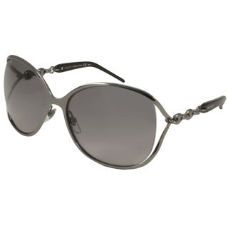 Gucci Women's GG4250S Rectangular Sunglasses