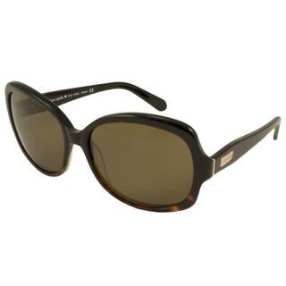 Kate Spade Women's Carlene Polarized Sunglasses