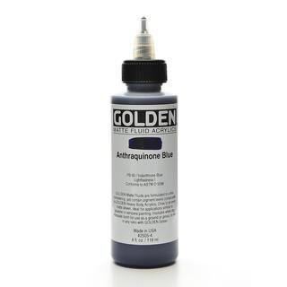 Golden Matte Fluid Acrylics