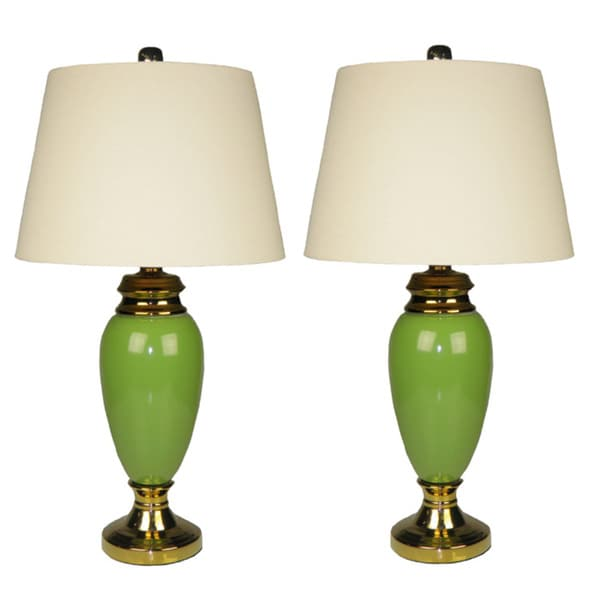 JT Lighting Table Lamp (Set of 2)
