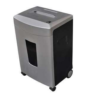 Aegis OM-12XC 12-sheet Crosscut Shredder