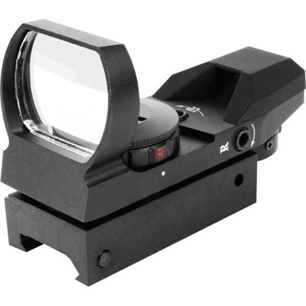 Aim Sports Dual Illumination Operator Edition Reflex Sight with 4 Reticles