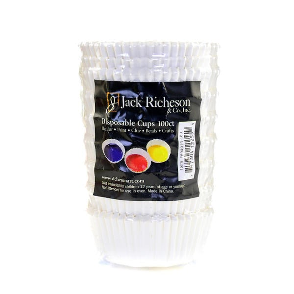Jack Richeson Disposable Cups 14463460