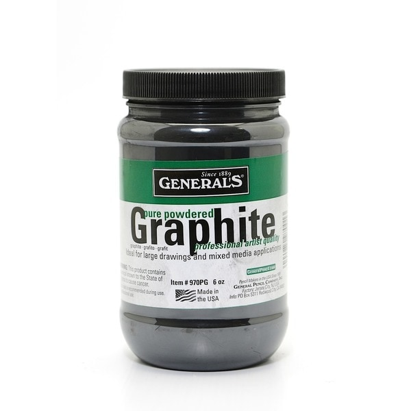 General's Powdered Graphite (Pack of 2)