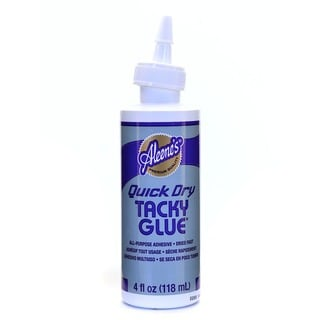 Aleene's Quick Dry Tacky Glue (Pack of 12)