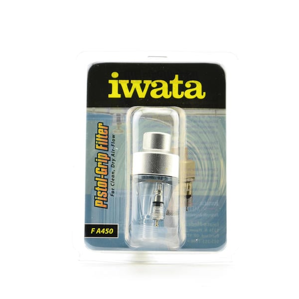 Iwata Pistol-Grip Filter