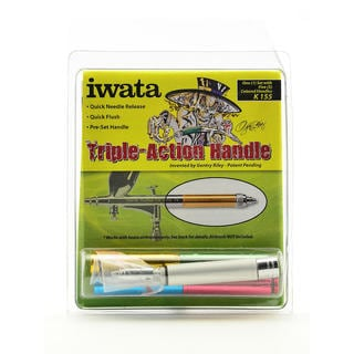 Iwata Triple-Action Handle set of 5 colors