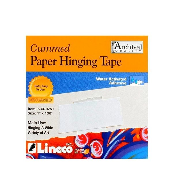 Lineco Framing and Hinging Tape (Pack of 2)