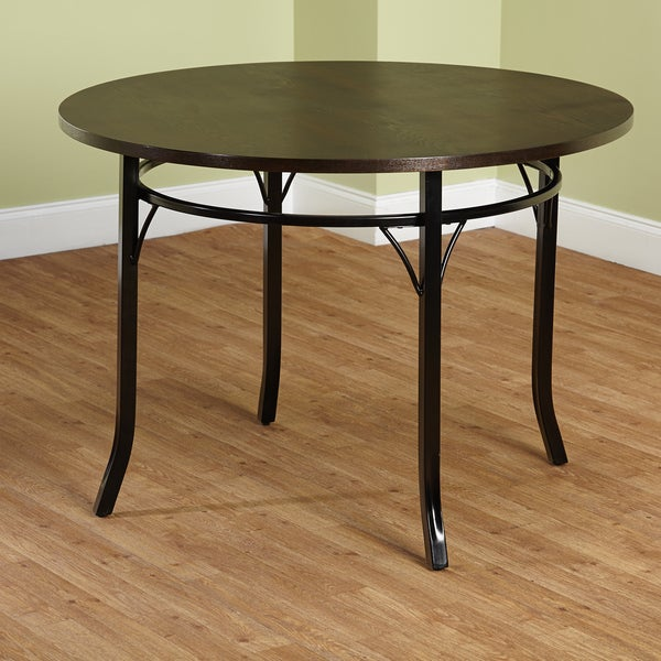 Simple living finley dining table for Simple dining table
