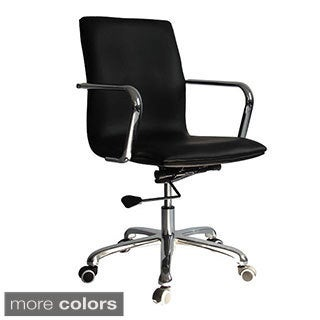 Fine Mod Imports Confreto Mid Back Conference Office Chair