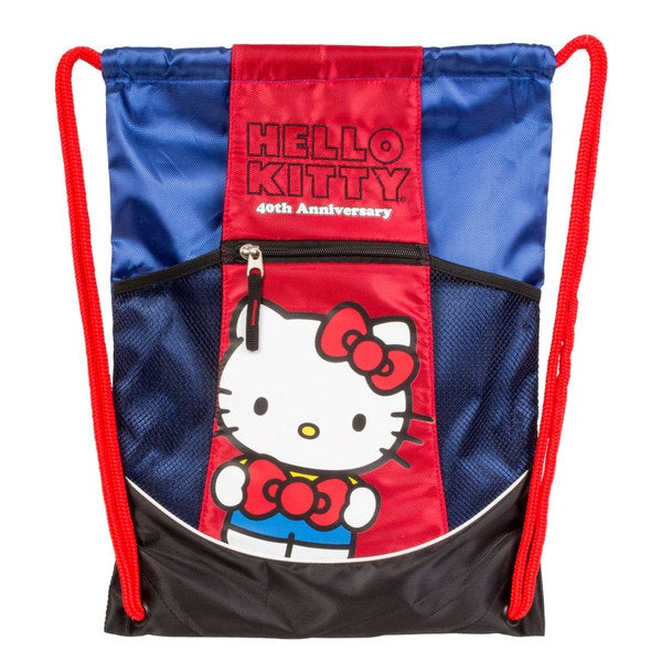 Hello Kitty 40th Anniversary Sack Pack